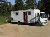 vend 2 camions medecine du travail VASP