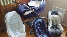 équipement bébé complet