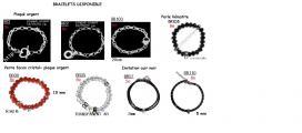 breloques(charms),bracelets et colliers