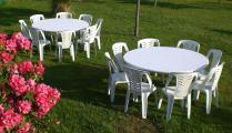 LOCATION TABLES ET CHAISES
