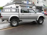 Mitsubishi L 200 hard top DVD occasion 2001