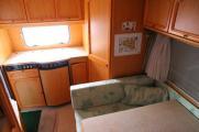 Caravane DETHLEFFS de 4 places