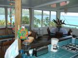 Maison à Grande Anse, vue Caraïbe, plage à 60m.