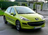 Peugeot 207 5P TRENDY 1,4 HDI 70ch 4cv Jaune Lacerta 75550km