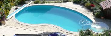 Bâche de sécurité pour piscine Waterair