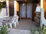 bordure plage villa 4/5pers terrasse barbecue