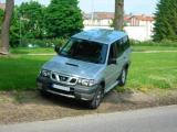 Vehicule 4x4 Nissan Terrano a vendre
