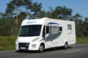 camping car chausson i778 3650 kgs  2012