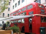 vend routemaster de 1967 bus converti