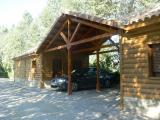 Maison en bois - construction