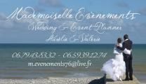 Weddings & Events Planners : MADEMOISELLE EVENEMENTS Normand