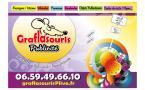publicité adhésive enseigne - banderole - création logo