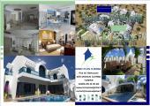 Promoteur Immobilier Djerba vente villas vue mer