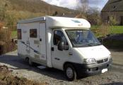 Urgent Camping car MC LOUIS 252 lagan 2004