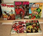 5 bd comics