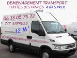 DEMENAGEMENT  GROUPAGE VERS PARIS 12/15 M3 A BAS PRIX