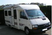 Don de Camping-car profilé Rapido 710 2.5 diesel