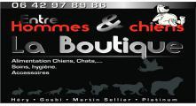 Entre Hommes et Chiens La Boutique
