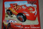 Rare voiture Cars Disney gonflable