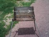 vend un barbecue bon état