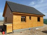 Construction des maisons en bois