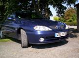 Coupe megane 1.9L Dci Turbo Diesel
