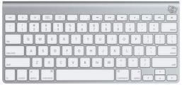 Clavier Wireless Keyboard Apple