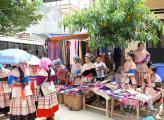 Découvrir des couleurs ethniques du Vietnam