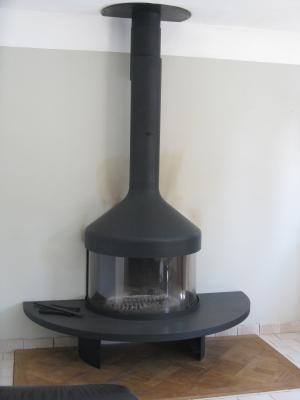 cheminee poele focus ury. Black Bedroom Furniture Sets. Home Design Ideas