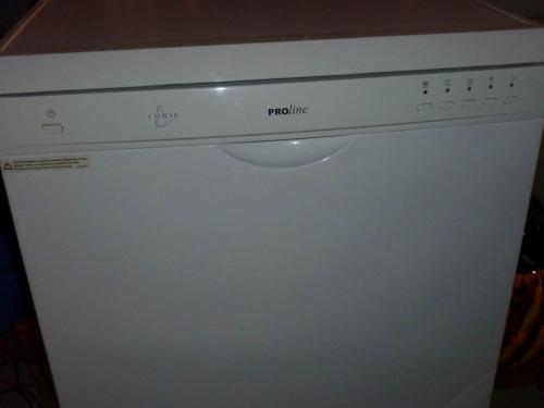 Lave vaisselle proline dwp5012wa laroque - Lave vaisselle proline notice ...