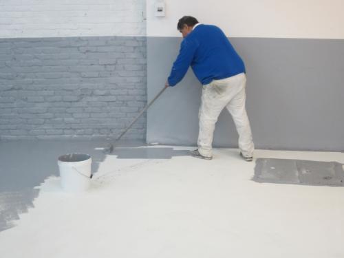 Peinture sol resine epoxy noisy le sec for Peinture en resine